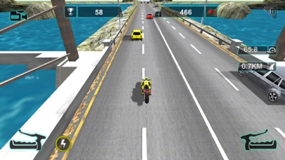 Highway Speed Bike Racerのおすすめ画像2