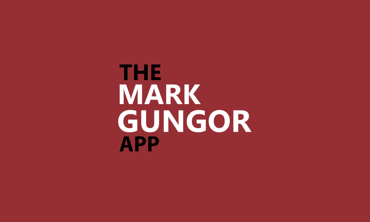 Mark Gungor App