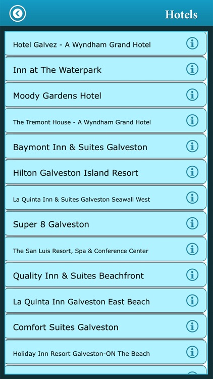 Galveston Island Travel -Guide screenshot-3
