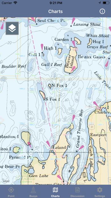 Great Lakes Boating Weather screenshot 3