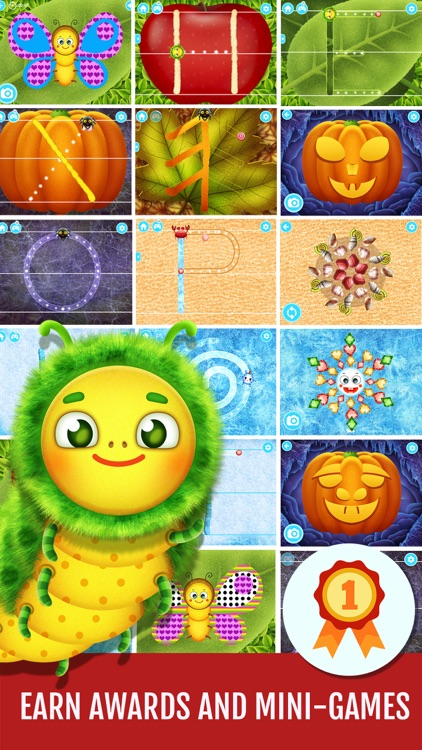 Yum-Yum Letters: Learn & Trace screenshot-4