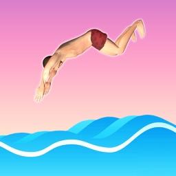 Insane BackFlip Dive Challenge 2