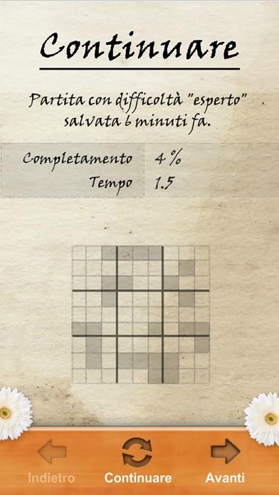 Screenshot of Sudoku puzzles3