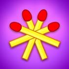 Puzzle mit Streichhölzern 2 icon