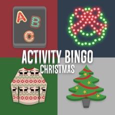 Activities of Activity Bingo Christmas
