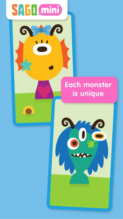 Sago Mini Monsters screenshot-3