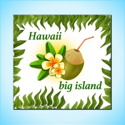 Big Island, Hawaii - Tour Map