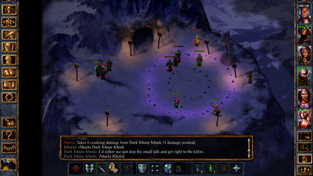 Baldur's Gate Screenshot