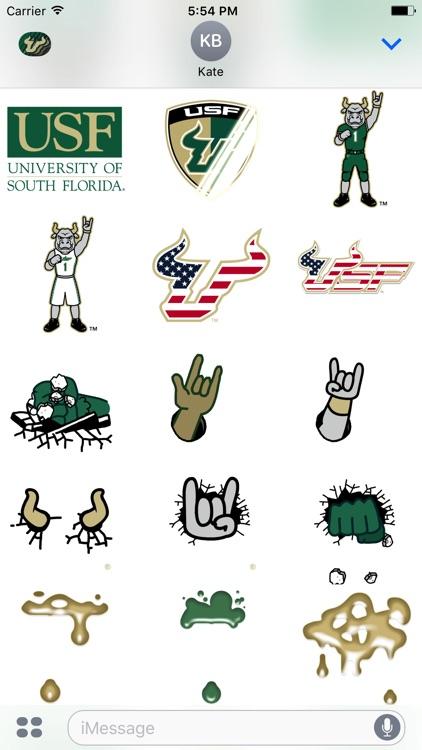 USF® Animated Stickers screenshot-3