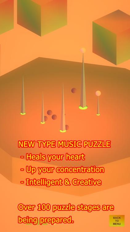 Gentle Music Puzzle