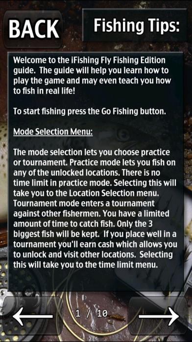 i Fishing Fly Fishing Editionのおすすめ画像5