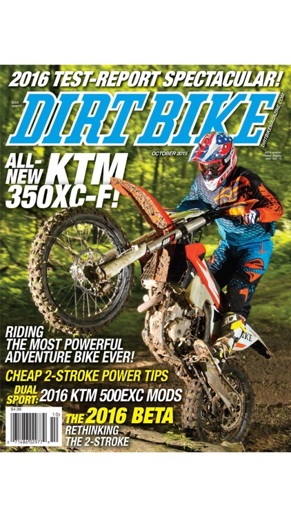 Dirt Bike Magazine screenshot-0
