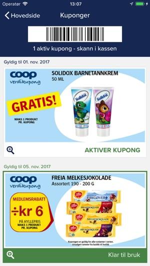 Coop Kuponger