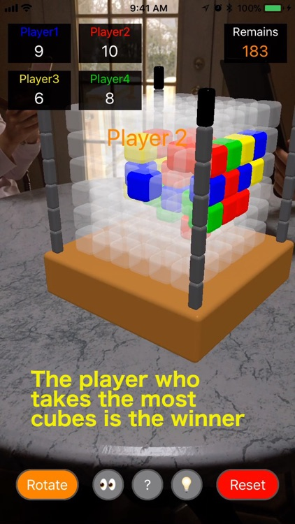 The Cube AR screenshot-5
