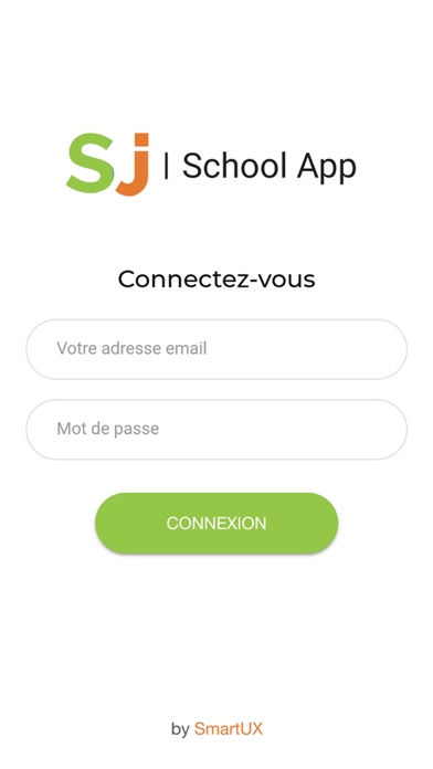 SJ School App Screenshot