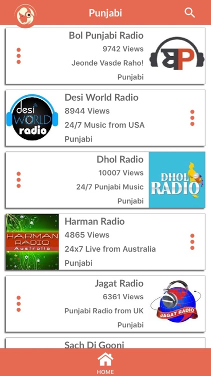 All Desi Radio screenshot-4