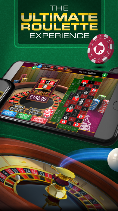 Roulette by PocketWin screenshot two