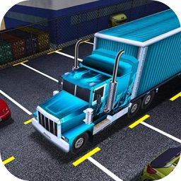 Airplane Truck Driving