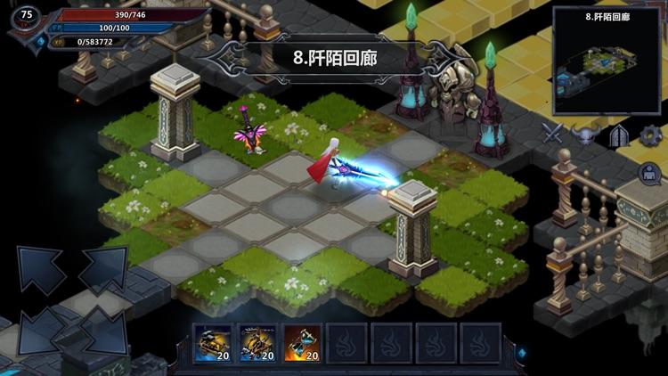 城堡传说-自由探索冒险单机游戏 screenshot-4