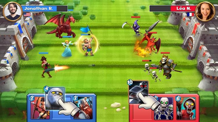 Castle Crush: War Games