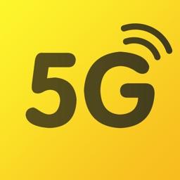 5G网络电话-有网即能打加密、国际、智能显号电话