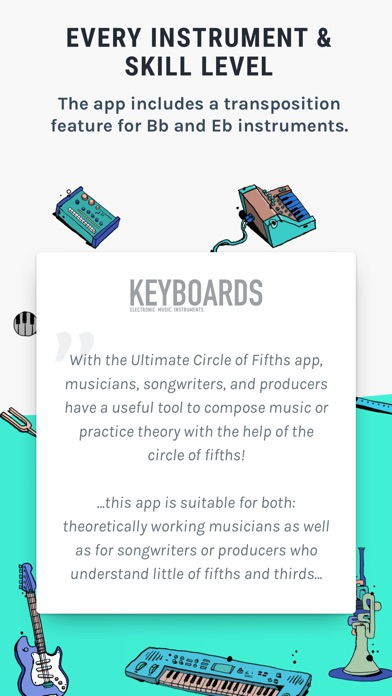 download Ultimate Circle Of Fifths apps 1