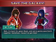GALAK-Z: Variant Mobile ipad images