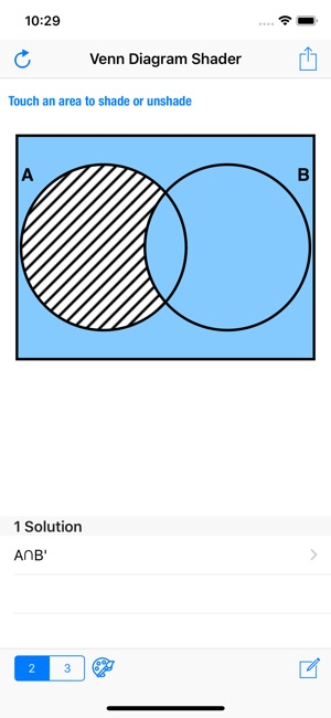 Venn diagram shader on the app store venn diagram shader on the app store ccuart