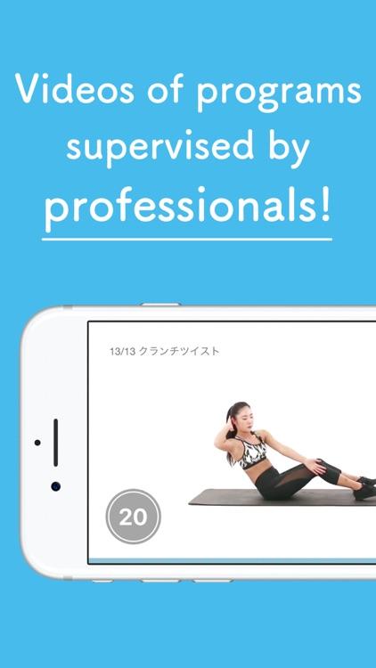 Fysta - Fitness video app