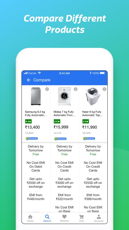 Flipkart - Online Shopping App screenshot-2