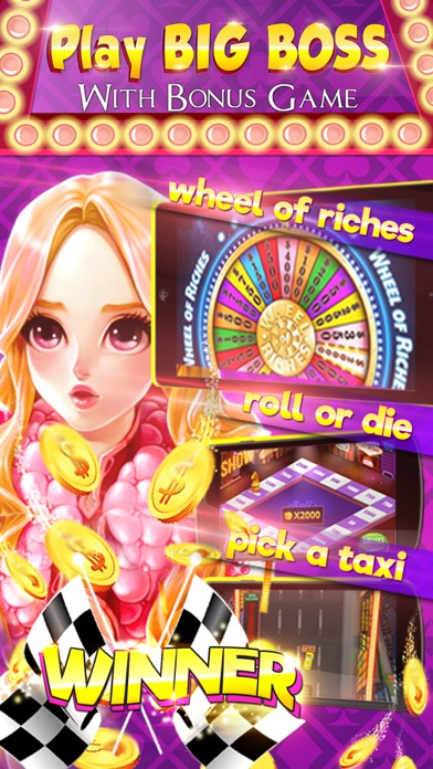 BigBoss Casino screenshot four