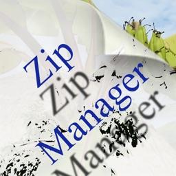 "ZipManager - ""Zip/Unzip for mail and safari..."""