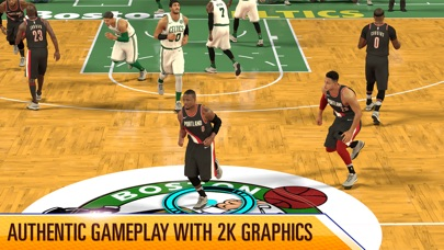 download NBA 2K Mobile Basketball