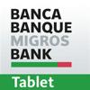 Migros Bank E-Banking Tablet