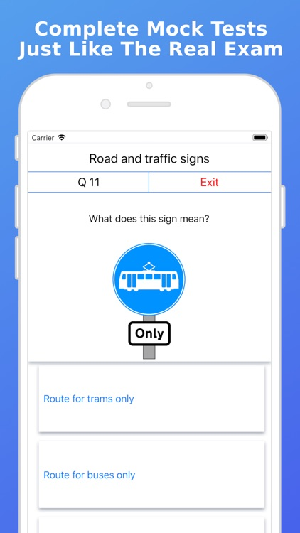 UK 2021 Driving Theory Test screenshot-1