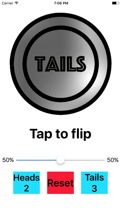 Coin Flip - App screenshot-0
