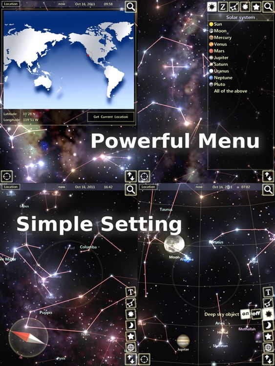 StarTracker HD - Mobile SkyMap screenshot-3