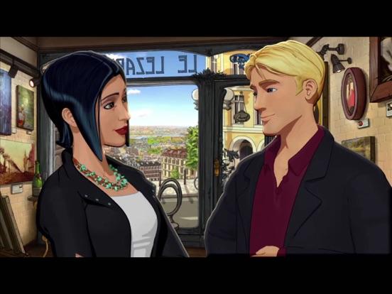 Скачать игру Broken Sword 5: Проклятие Змея