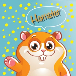 Adorable Hamster Stickers