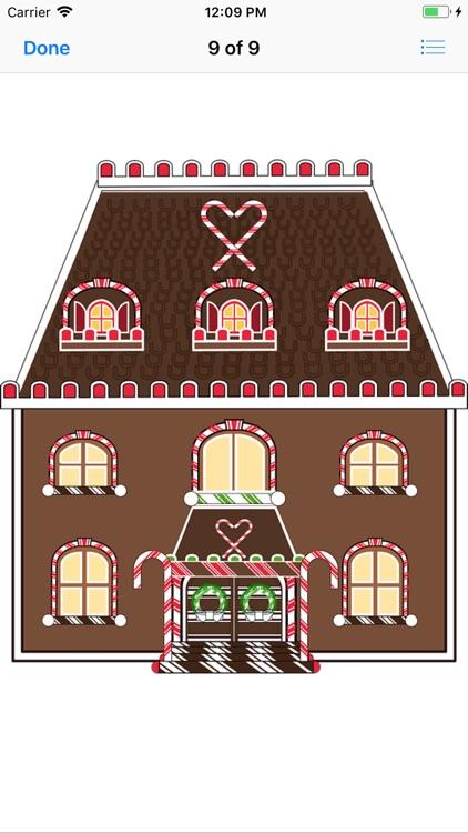 Gingerbread Stickers screenshot-9