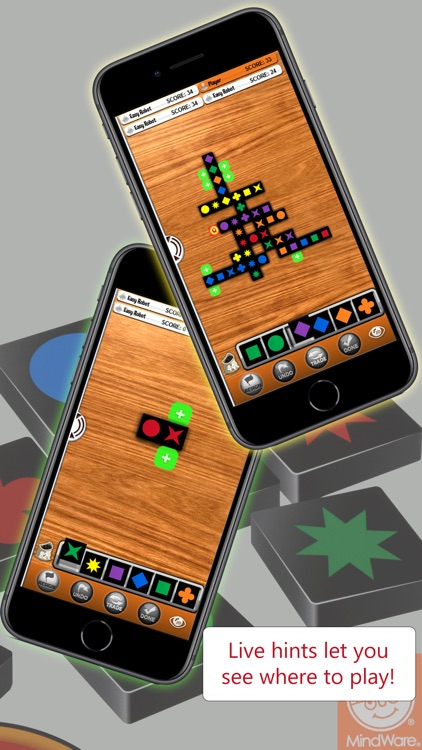 Qwirkle screenshot-1
