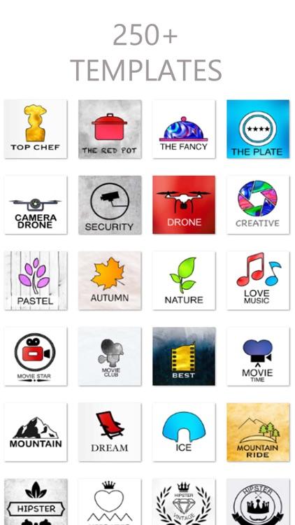 Logo Maker - Easy Logo Creator screenshot-9