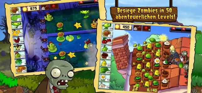 ‎Plants vs. Zombies™ Screenshot