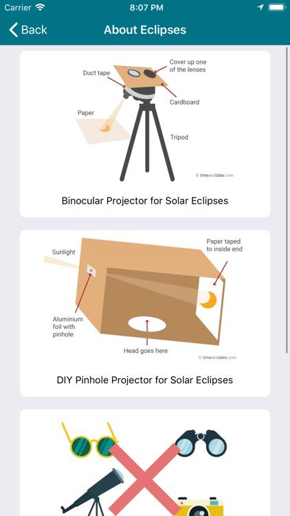 Solar & Lunar Eclipses screenshot-4