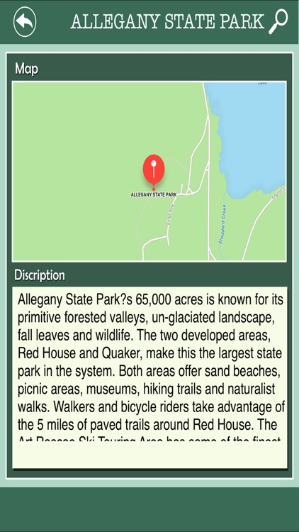 State Parks In New York screenshot-4