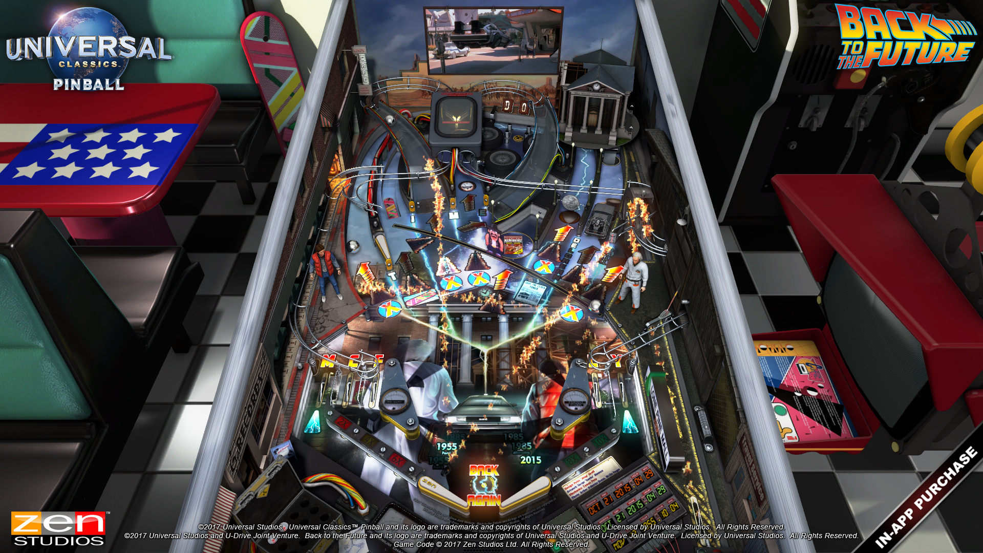 Zen Pinball screenshot 17