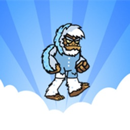 Yeti The Snow Man