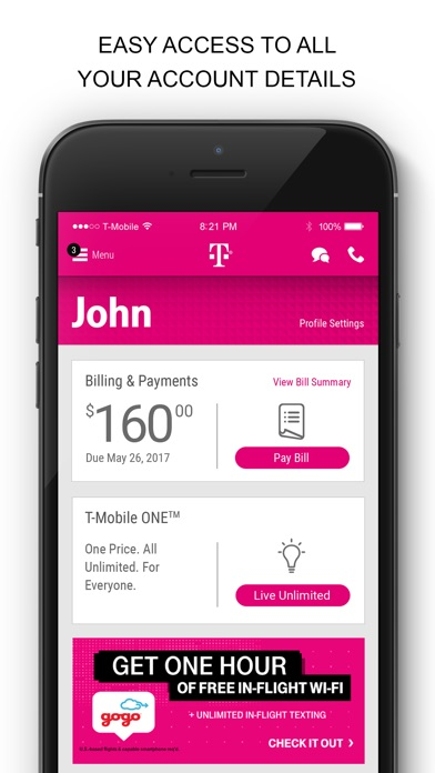 download T-Mobile apps 1