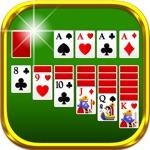 Solitaire klassiek kaartspel