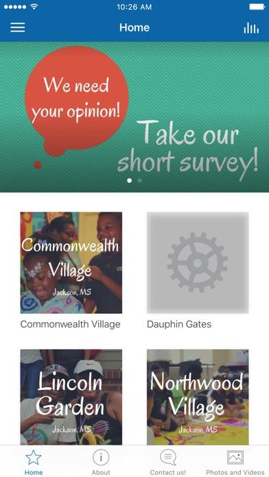 Springboard to Opportunities screenshot 1